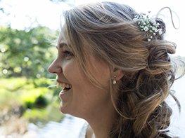 bruid1 - kapsalon Wijchen